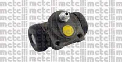 040444 METELLI Колесный тормозной цилиндр