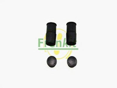 Ремкомплект гальмівного супорту MERCEDES VITO (BM638) 96 -> OPEL ASTRA SEAT ALTEA SKODA SUPERB VW TO
