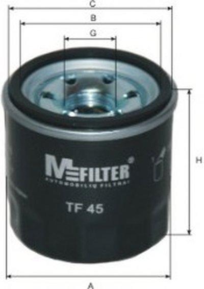 TF45 MFILTER Масляный фильтр