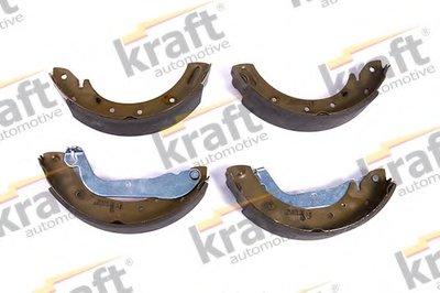 Комплект тормозных колодок KRAFT AUTOMOTIVE купить