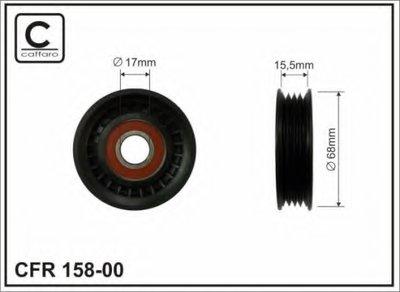 Ролик ремня навесного оборудования-1