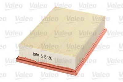 585186 VALEO Воздушный фильтр -2