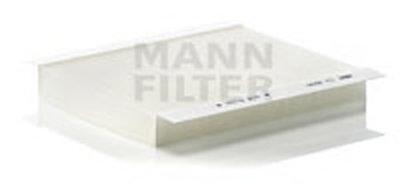 CU2680 MANN-FILTER Фильтр, воздух во внутренном пространстве