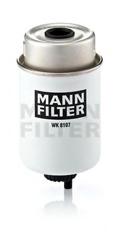 WK8107 MANN-FILTER Топливный фильтр