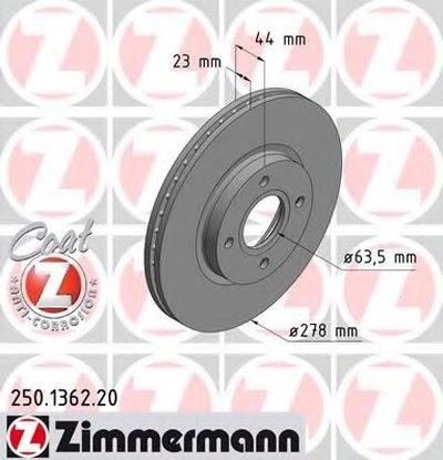 Гальмiвнi диски Coat Z