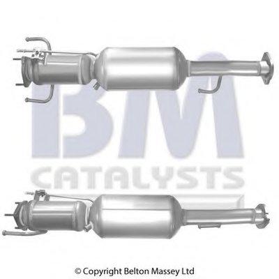 Сажевый / частичный фильтр, система выхлопа ОГ Approved BM CATALYSTS купить