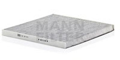 CUK29001 MANN-FILTER Фильтр, воздух во внутренном пространстве