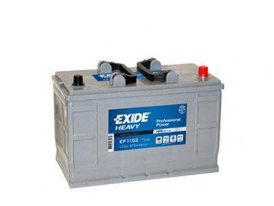 Стартерная аккумуляторная батарея; Стартерная аккумуляторная батарея Professional Power EXIDE купить