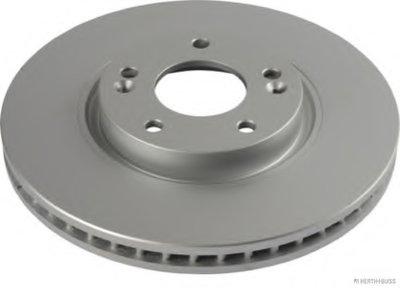 Диск тормозной Hyundai IX35 10-; TUCSON 06-; KIA SPORTAGE 04- (пр-во Jakoparts)