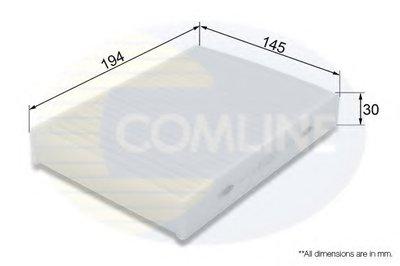 Фильтр, воздух во внутренном пространстве COMLINE купить