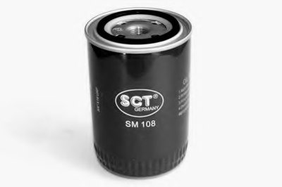 SM108 SCT GERMANY Масляный фильтр -2