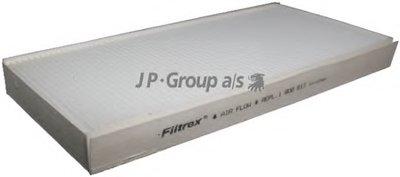 1228101100 JP GROUP Фильтр, воздух во внутренном пространстве