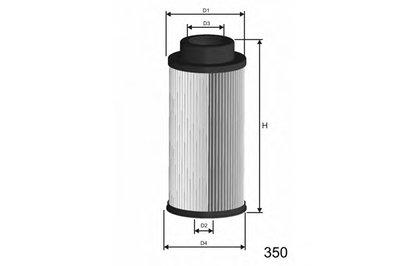 Фильтр топливный MAN DIZ