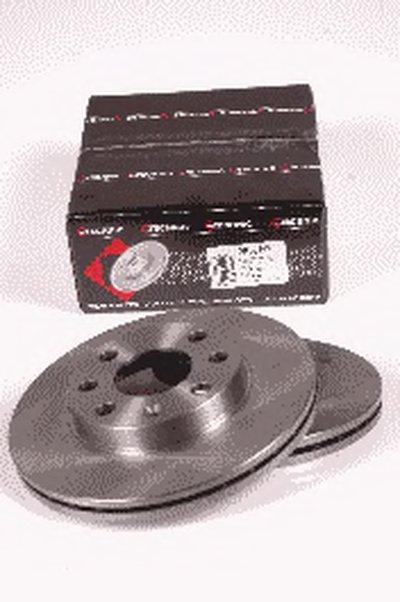 PRD2102 PROTECHNIC Тормозной диск