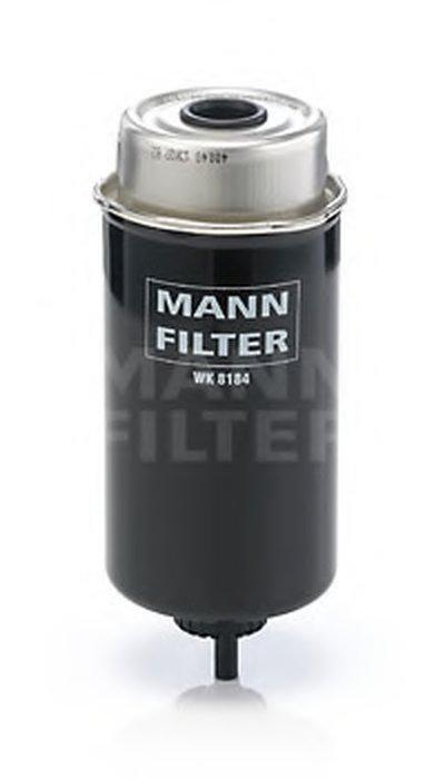 WK8184 MANN-FILTER Топливный фильтр