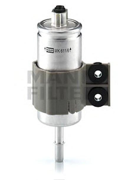 WK6116 MANN-FILTER Топливный фильтр