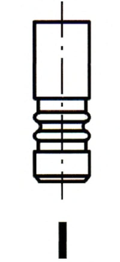 Впускной клапан IPSA купить