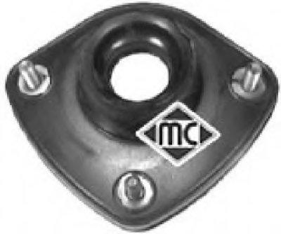 Опора амортизатора (02967) Metalcaucho