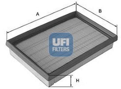 Воздушный фильтр UFI купить