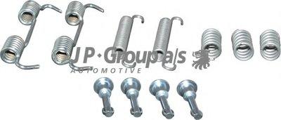 Комплектующие, стояночная тормозная система JP Group JP GROUP купить