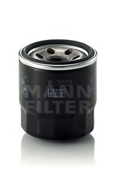 W7023 MANN-FILTER Масляный фильтр