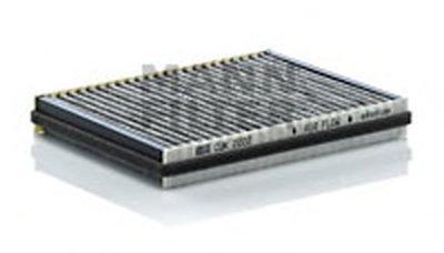 CUK2222 MANN-FILTER Фильтр, воздух во внутренном пространстве