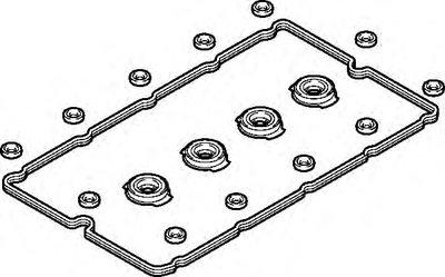 ELRING 389080 Комплект прокладок клапанной крышки FORD