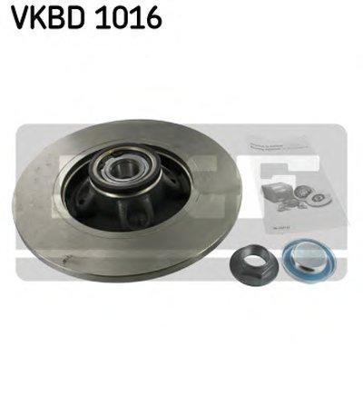 Гальмівний диск з підшипником