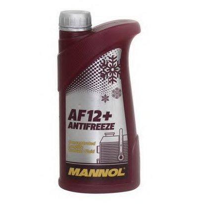 Антифриз; Антифриз MANNOL Longlife Antifreeze AF12+ SCT Germany купить