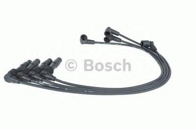 0986357228 BOSCH Комплект проводов зажигания-5