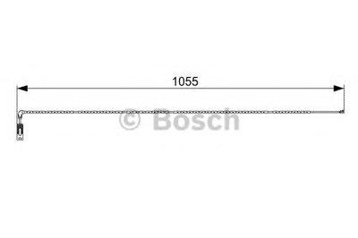 Датчик Износа Тормозных Колодок Bmw E83 BOSCH 1987473001 для авто BMW с доставкой