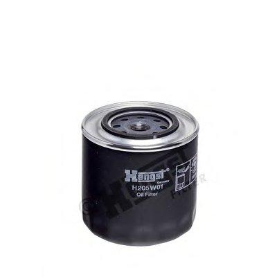 H205W01 HENGST FILTER Масляный фильтр