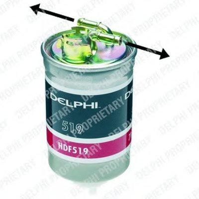 HDF519 DELPHI Топливный фильтр
