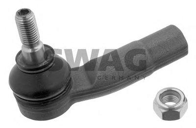 SWAG 30937593 Рулевой наконечник левый