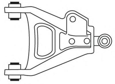1994 FRAP Рычаг независимой подвески колеса, подвеска колеса
