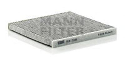 CUK2226 MANN-FILTER Фильтр, воздух во внутренном пространстве