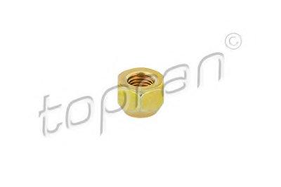 723404 TOPRAN Гайка крепления колеса