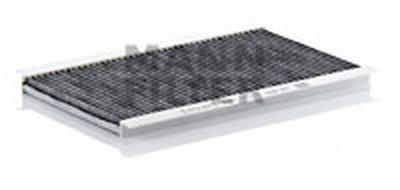 CUK3455 MANN-FILTER Фильтр, воздух во внутренном пространстве