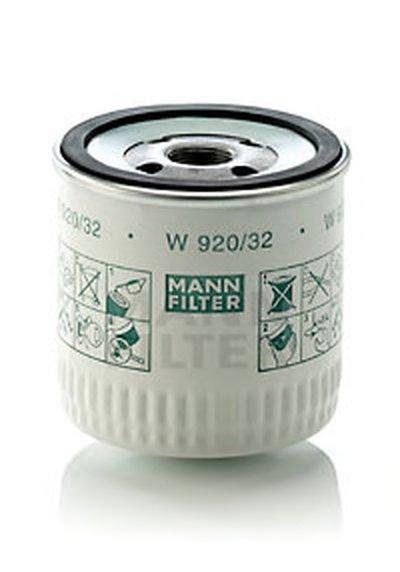W92032 MANN-FILTER Масляный фильтр