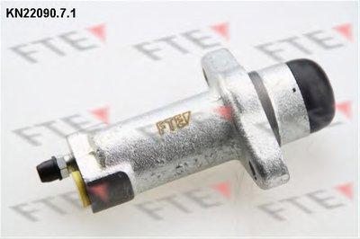 Рабочий цилиндр, система сцепления FTE купить