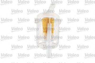 587048 VALEO Топливный фильтр -3