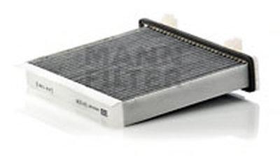 CUK2230 MANN-FILTER Фильтр, воздух во внутренном пространстве