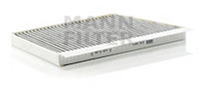 CUK3461 MANN-FILTER Фильтр, воздух во внутренном пространстве