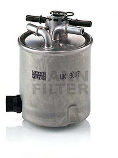 WK9007 MANN-FILTER Топливный фильтр