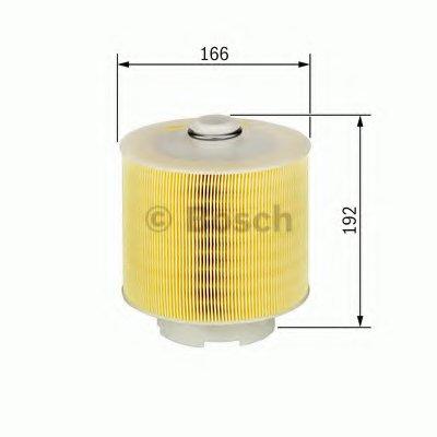 BOSCH F026400198 Фильтр воздушный
