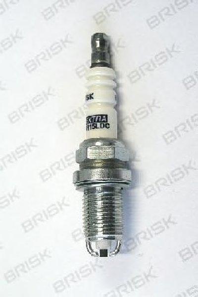 Свеча зажигания DR15LDC   BRISK EXTRA BRISK купить