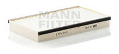 CU2746 MANN-FILTER Фильтр, воздух во внутренном пространстве