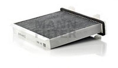 CUK22301 MANN-FILTER Фильтр, воздух во внутренном пространстве