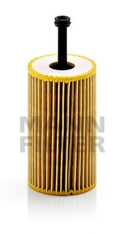 Масляный фильтр evotop MANN-FILTER купить