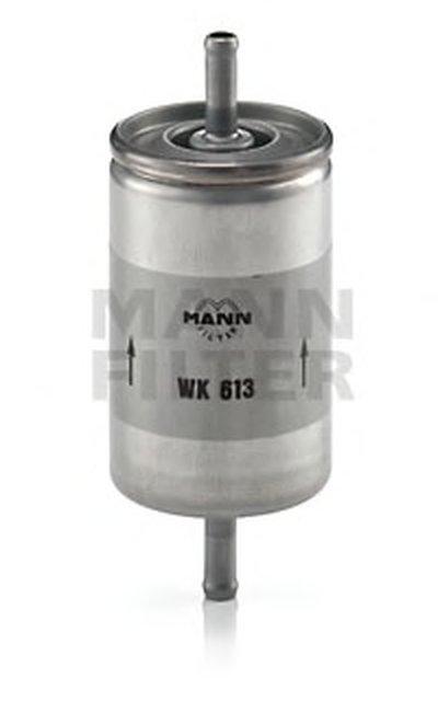 WK613 MANN-FILTER Топливный фильтр